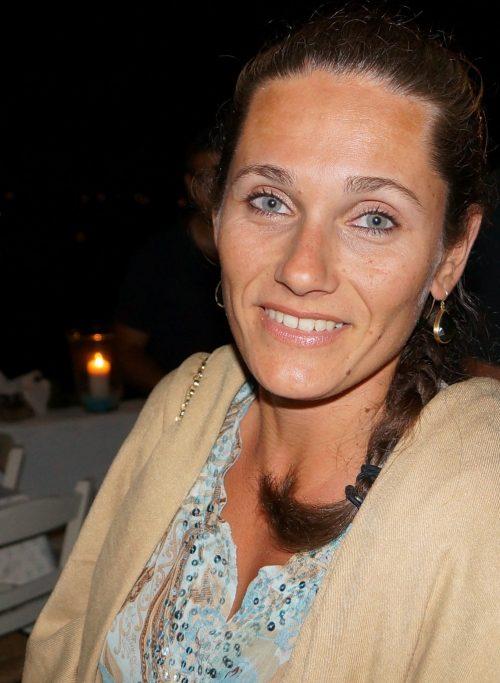 Jasmin Parissi member of staff at Skiathos Boat Hire