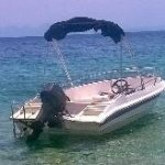 Boat Hire at Stefanos Ski School in Skiathos