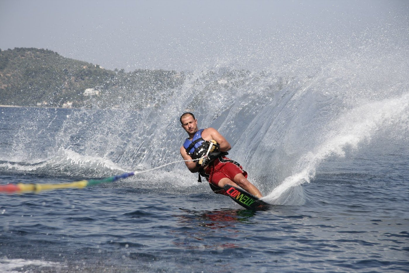skiathos waterskiing in Skathos,Vassilias Beach
