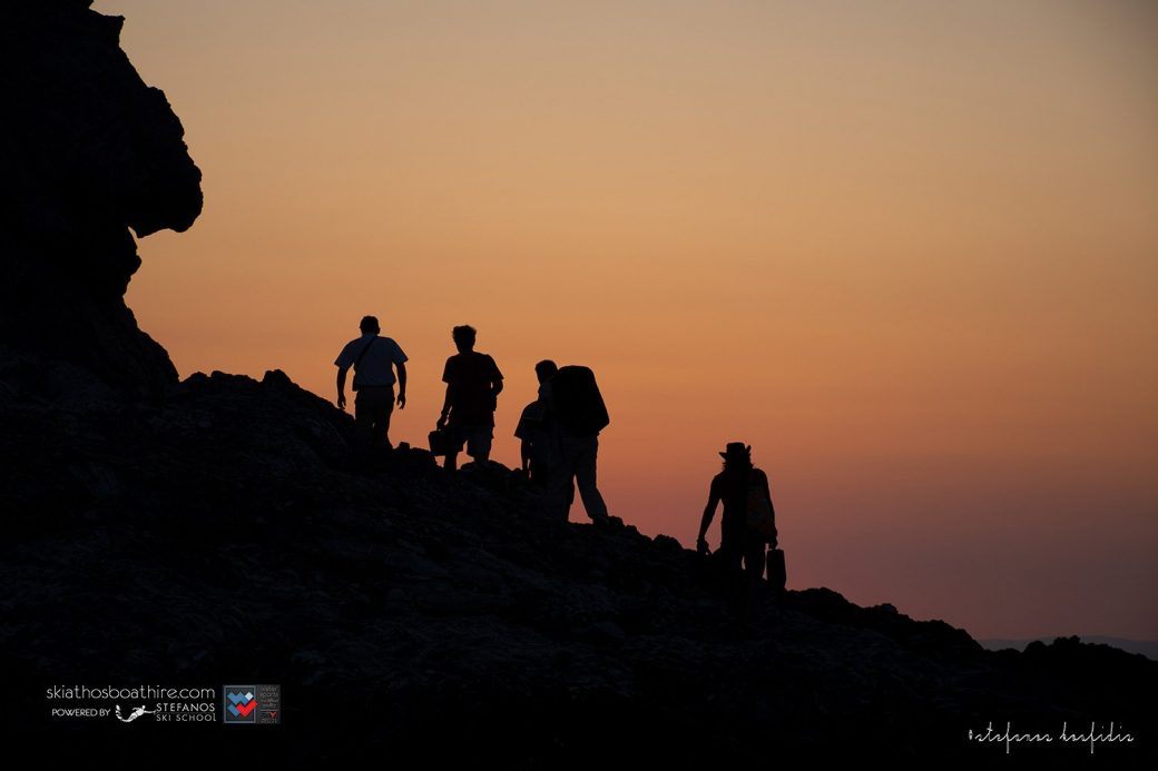 National Geografic in Skiathos