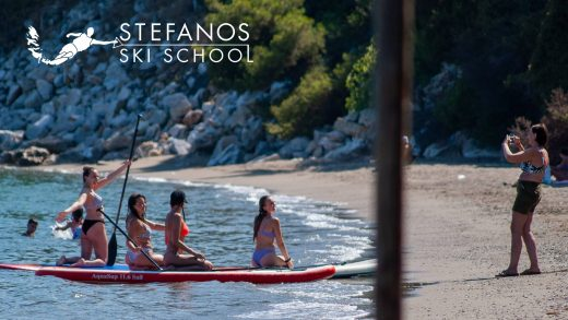 SUP WATERSPORTS IN SKIATHOS